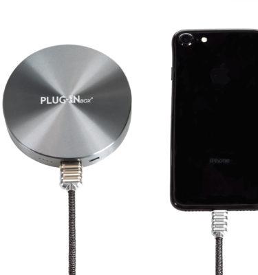 Plug-in Box | Il Caricabatterie di scorta per Smartphone Fashion