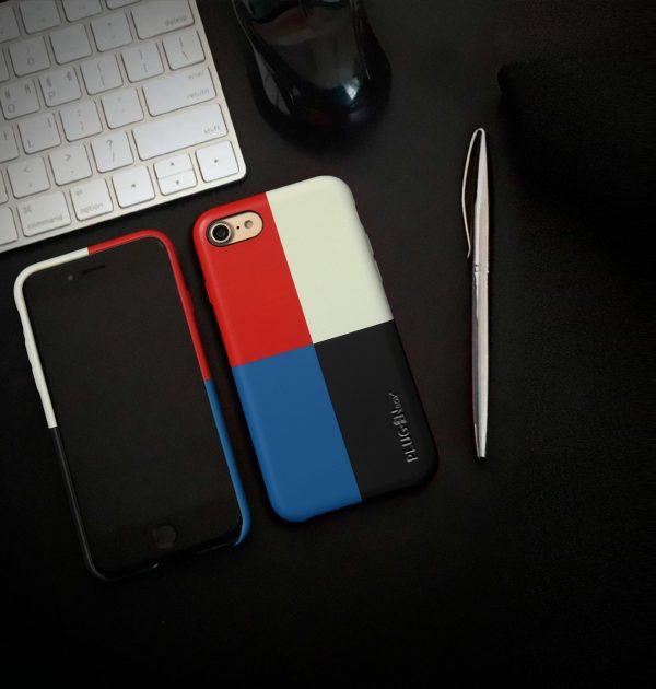 Iphone case Mondrian cover 4