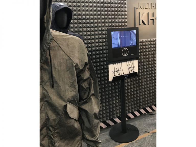 Stazione di ricarica Screen Box