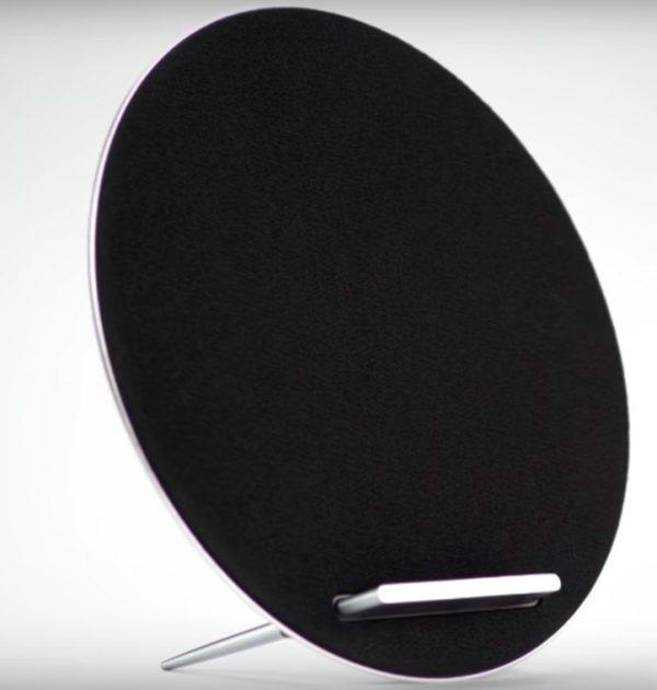 stazione ricarica wireless qi audio 4